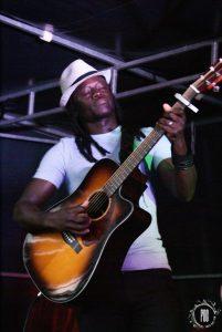 Talib en concert