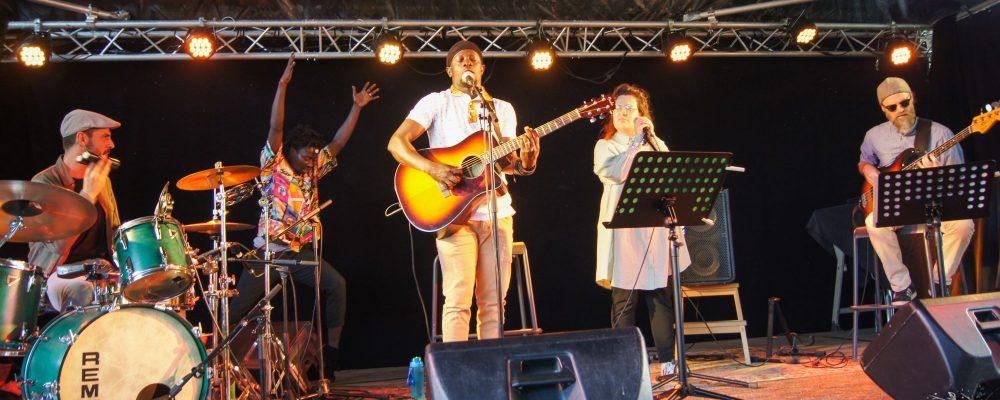 Concert chez Alriq